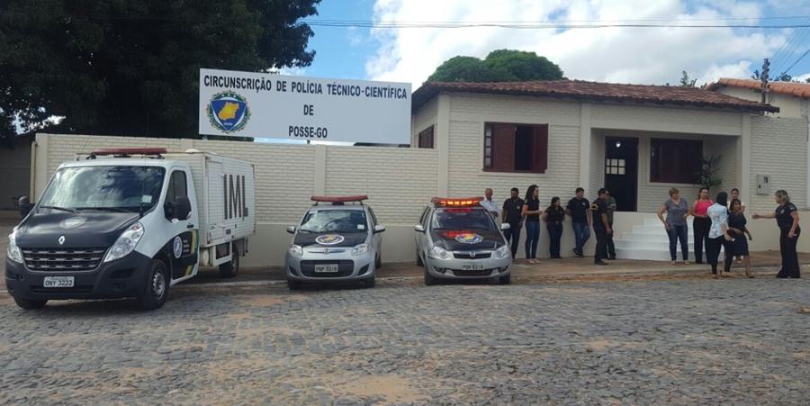 IML e Instituto de Criminalística de Posse iniciam atendimento na segunda-feira