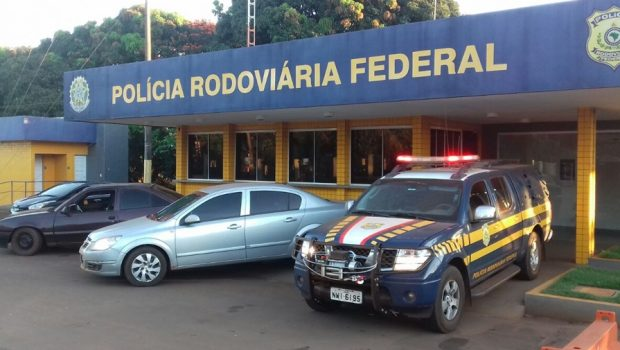 PRF apreende contrabando avaliado em R$ 100 mil em Jataí