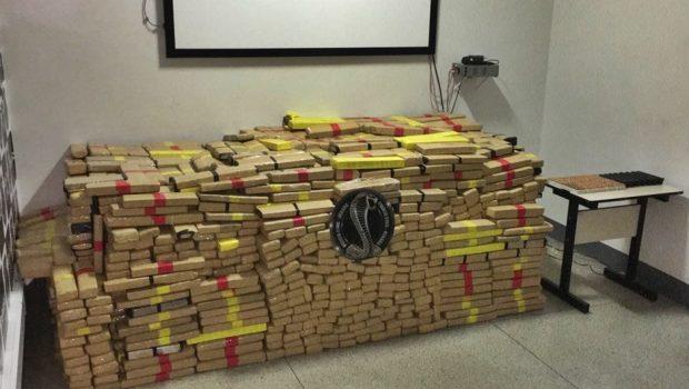Polícia Civil apreende mais de uma tonelada de drogas, diversas armas e munições em Jataí
