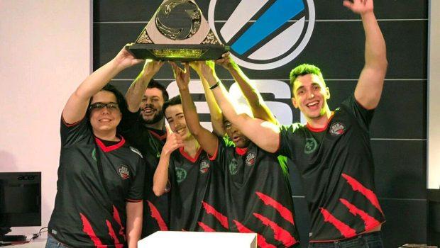 Red Canids é a grande campeã da Copa América de Heroes of the Storm