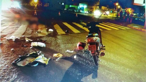 Acidente na Avenida Perimetral Norte deixa duas vítimas fatais