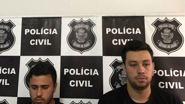 Vigilantes penitenciários são presos por fuga de detentos em Piracanjuba