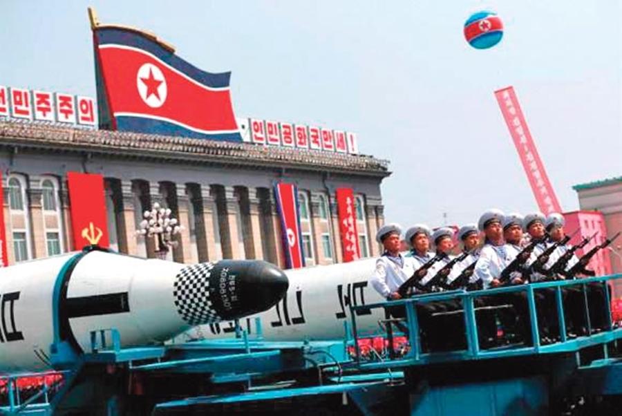 Coreia do Norte vai acelerar programa nuclear em resposta à política de Trump