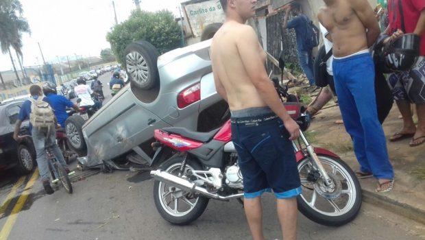 Duas pessoas morrem em acidente no Balneário Meia Ponte