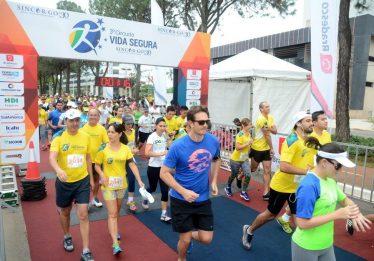 Com cerca de mil atletas, Sincor-GO promove 4º Circuito Vida Segura em Goiânia
