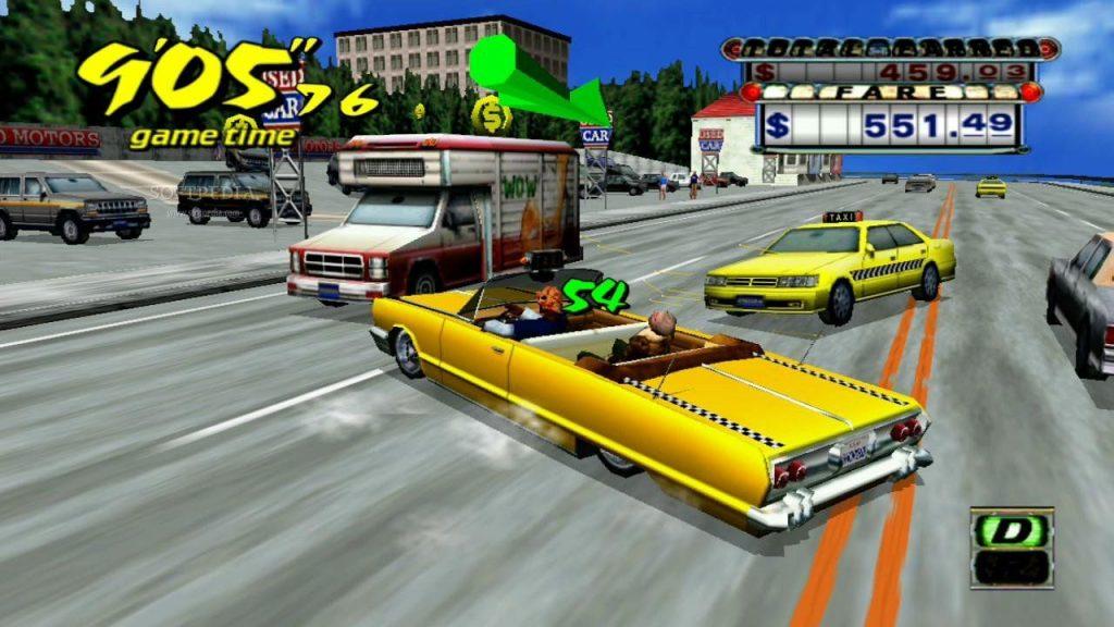 Crazy Taxi Classic fica grátis para jogar em celulares Android e iOS
