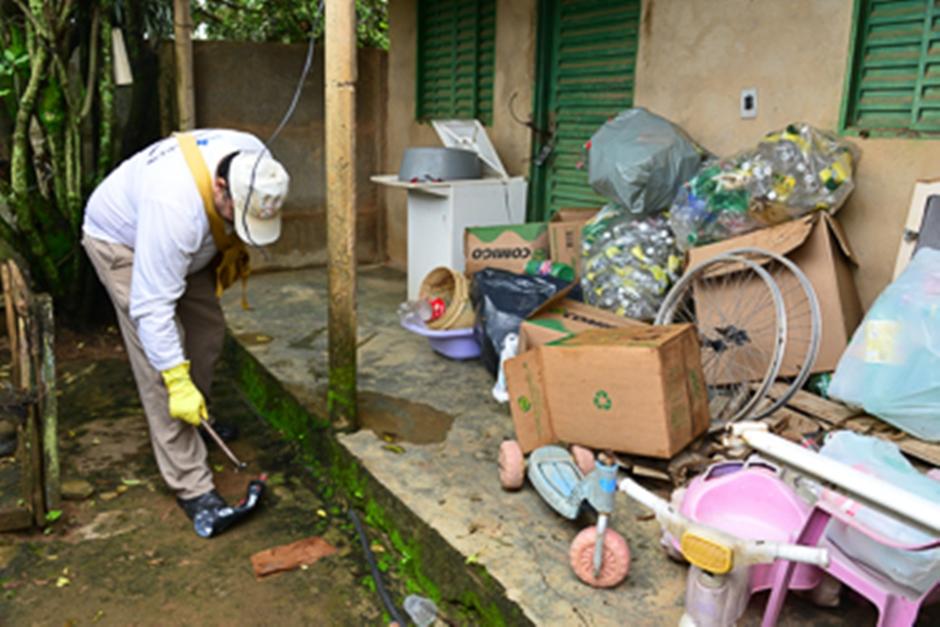 Número de casos de dengue em Goiás aumenta 25% em relação ao ano passado
