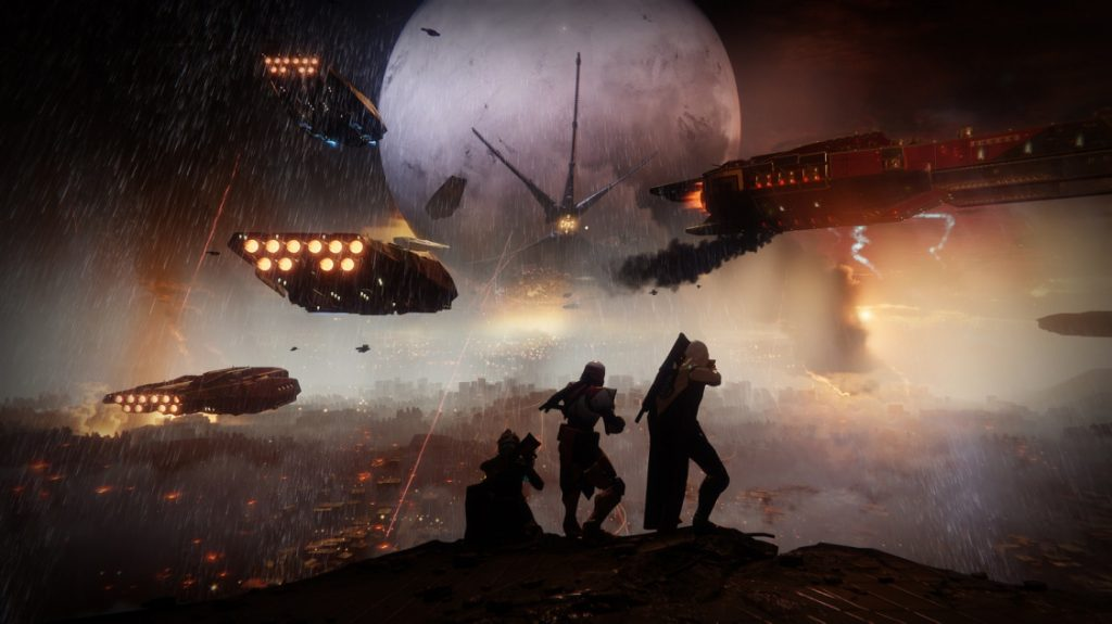 Classes, trailer e mais sobre Destiny 2