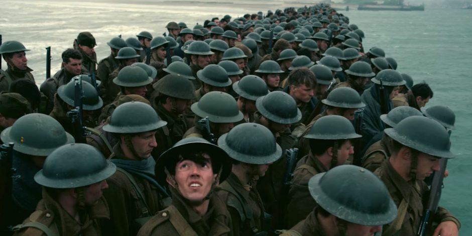 Dunkirk vai ser lançado em 70mm