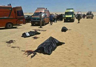 Estado Islâmico assume autoria de atentado contra cristãos coptas no Egito