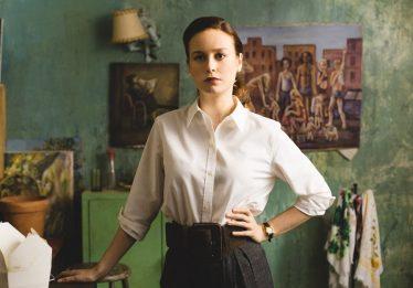 Brie Larson quer fugir de sua família em Fortaleza de Vidro