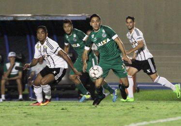 Goiás cai para o Figueirense e perde a primeira no ano no estádio Serra Dourada