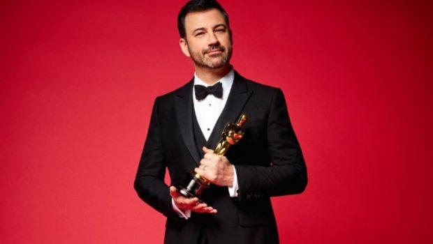 Jimmy Kimmel será novamente o apresentador do Oscar