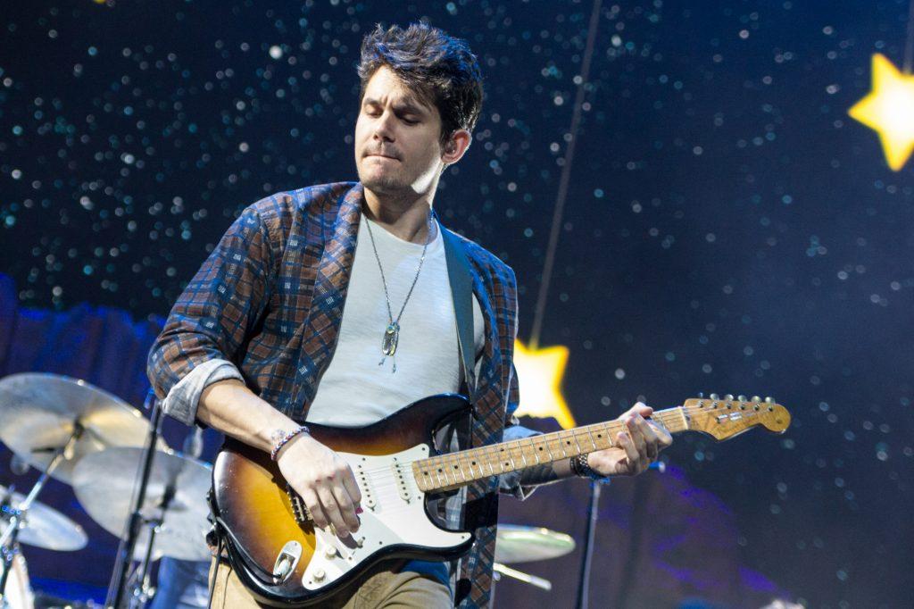 John Mayer confirma shows no Brasil em 2017