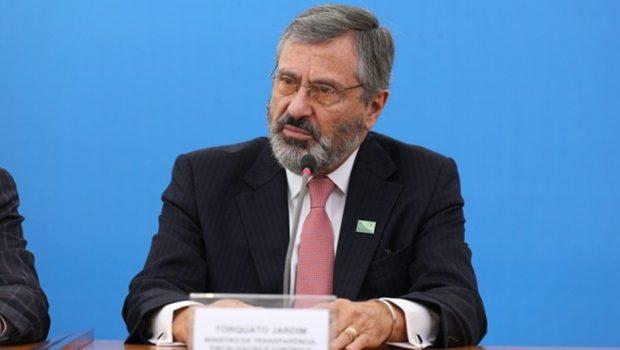 Temer dá posse a Torquato Jardim no Ministério da Justiça