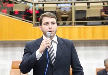 Vereador Lucas Kitão apresenta programa Goiânia Tecnológica no Hub ACE Gyntec