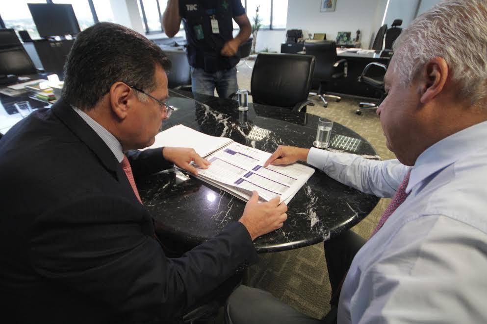 Grupo de investidores coreanos, chineses e brasileiros está interessado em financiar o trem ligando Goiânia a Brasília