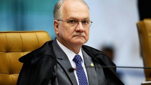 Supremo manda reforçar segurança de Fachin depois de ministro relatar ameaças