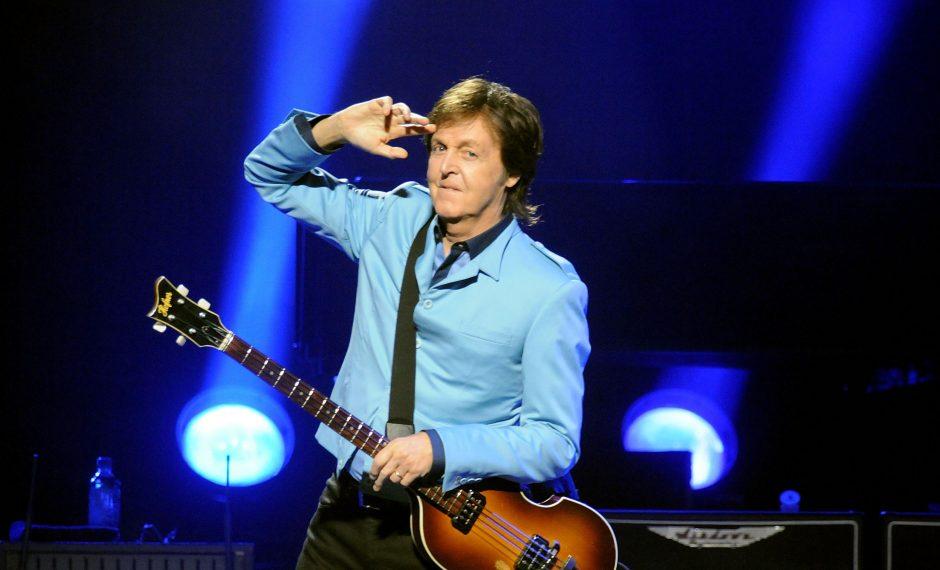 Paul McCartney confirma 4 shows no Brasil em outubro