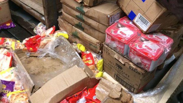 Procon Goiânia apreende meia tonelada de alimentos em supermercado Pão de Açúcar