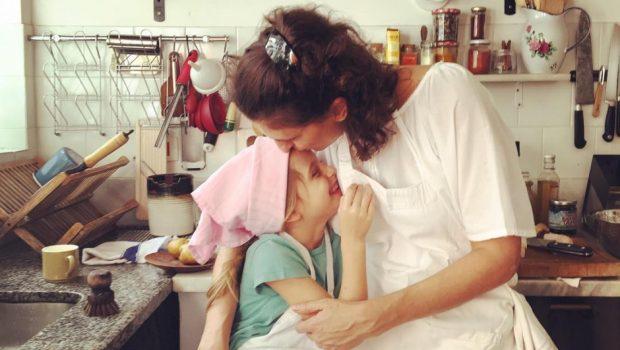 Chef Paola Carosella fala sobre ser mãe sem culpa