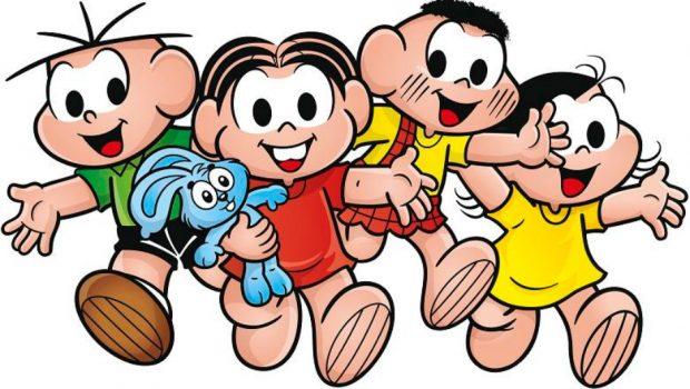 Mauricio de Sousa seleciona crianças para interpretarem a Turma da Mônica em carne e osso