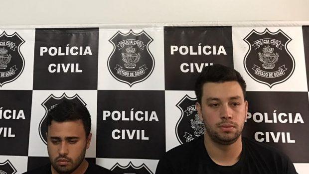 Agentes prisionais são presos por suspeita de auxiliarem fuga de detentos em Piracanjuba