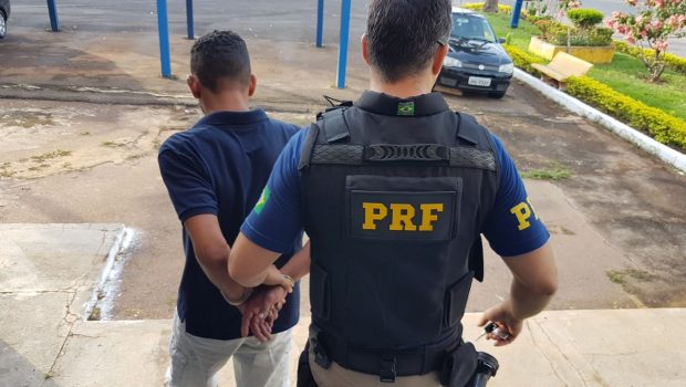 Integrante de torcida organizada foragido da justiça é preso em Rio Verde