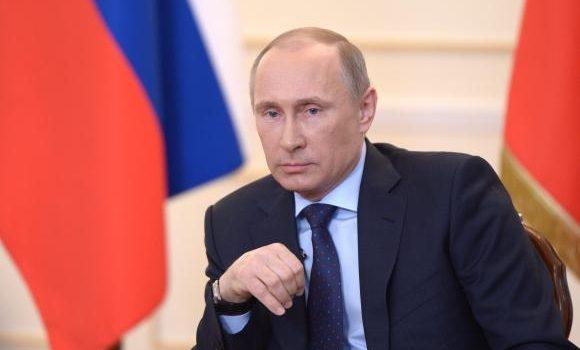 Putin diz que a fonte primária do vírus do ciberataque global foi a CIA