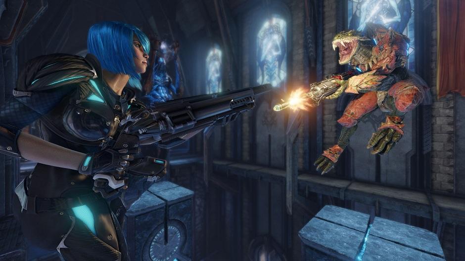 Beta aberto de Quake Champions começa no dia 12 de maio