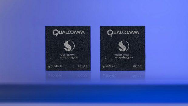 Qualcomm revela dois novos chipes intermediários