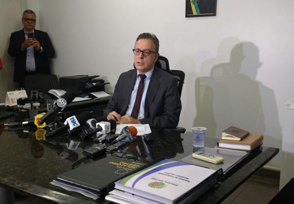 Agressão contra Mateus Ferreira e o homicídio de Robertinho serão apurados com seriedade, afirma Ricardo Balestreri