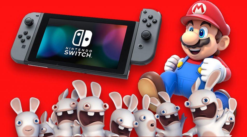Nintendo vai lançar um crossover entre Mario e Rabbids