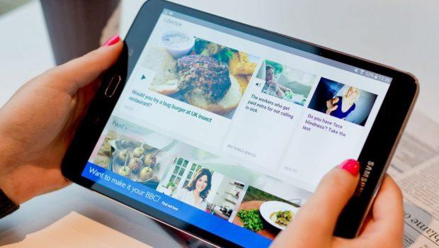 Venda de tablets cai em 8,5%