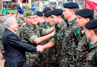 Temer se reúne com Forças Armadas para tratar da conjuntura atual