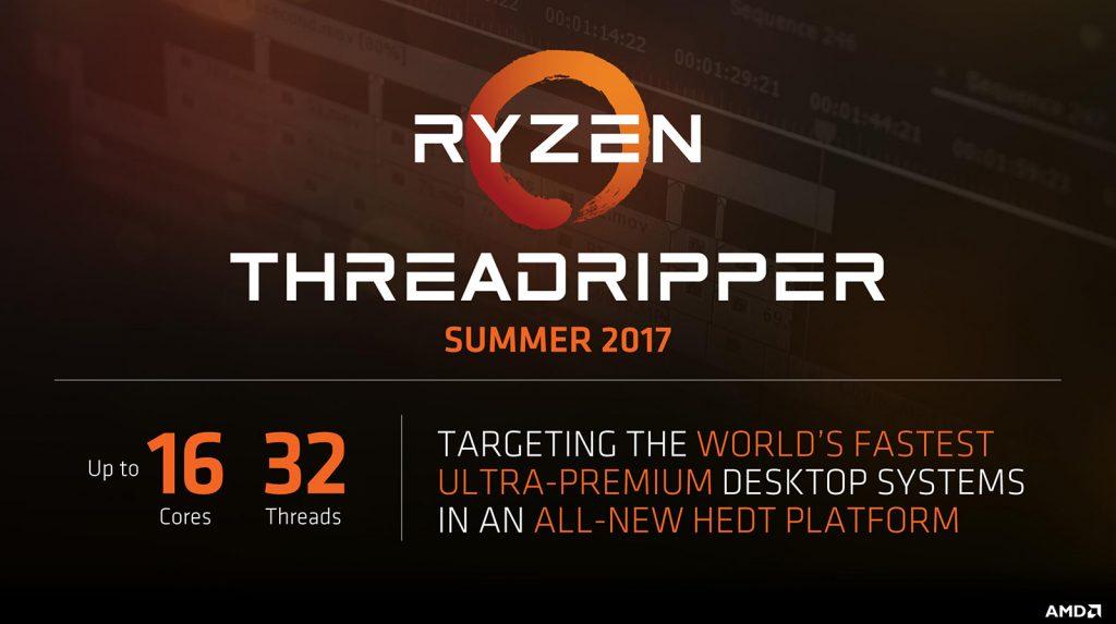 AMD revela CPU de 16 núcleos