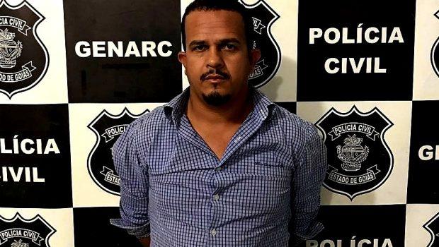 Após perseguição, ex-vereador de Valparaíso é preso pela Polícia Civil