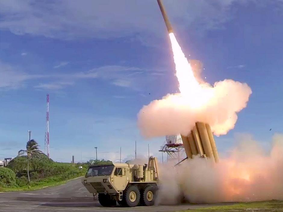 EUA confirmam que escudo antimísseis Thaad já está funcionando em Seul