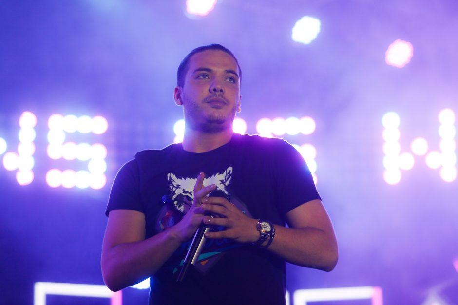No Ceará, verba pagou show de Wesley Safadão
