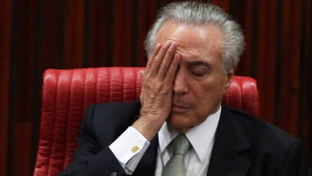 Temer nega pedido de pagamentos para comprar silêncio de Cunha