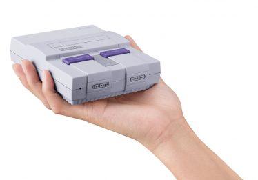 Mini SNES será lançado por US$ 80 e virá com jogos raros