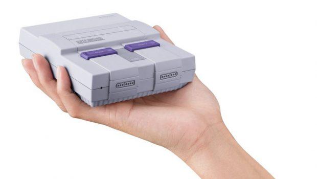 Hardware do Mini Super Nintendo é o mesmo do Mini NES