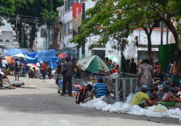 Usuários de drogas deixam Praça Princesa Isabel e retornam para Cracolândia