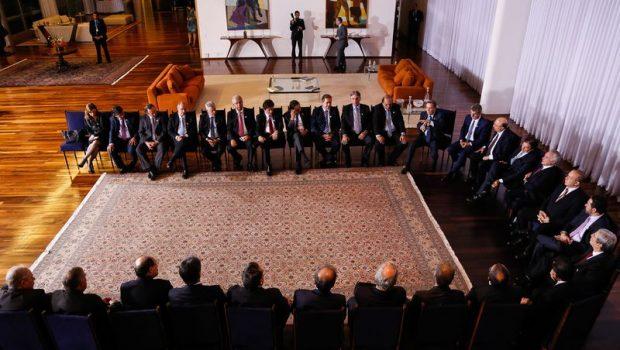 União pretende regulamentar dívidas de estados com BNDES, diz Marconi
