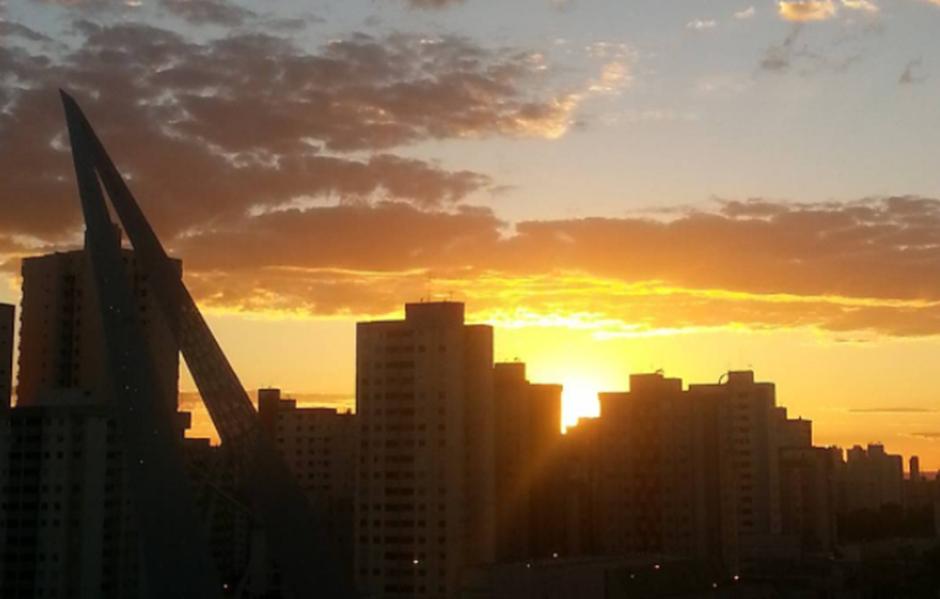 Temperaturas começam a subir esta semana em Goiânia