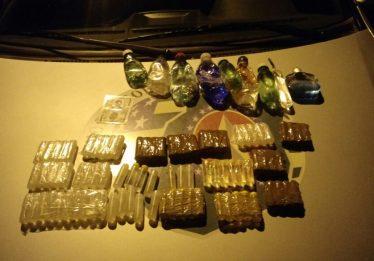 Polícia Militar prende traficantes em festa regada a drogas no Residencial Moinho dos Ventos
