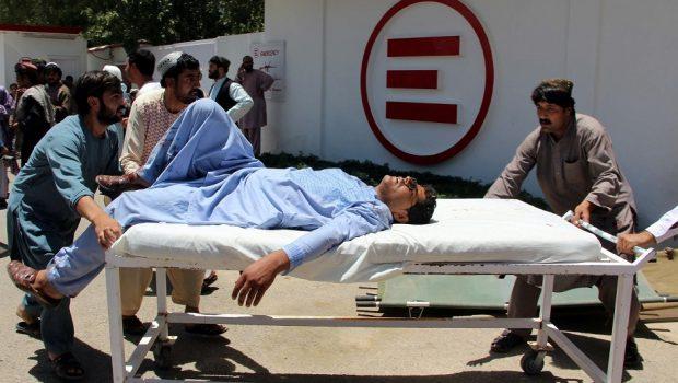 Atentado contra banco em Cabul deixa pelo menos 20 mortos e 55 feridos