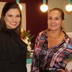As empresárias Carol Vendeth e Elisa Bonfim foram conhecer a nova Encanti Festas.
