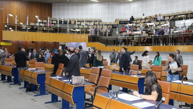 Adiada pela terceira vez votação de projeto que concede perdão de juros