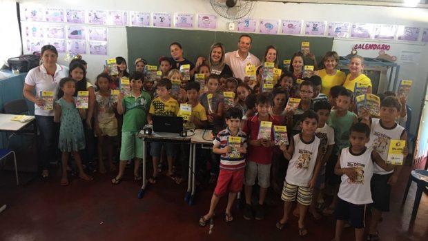 Detran em Ação realiza mais de 5 mil atendimentos em Itaberaí